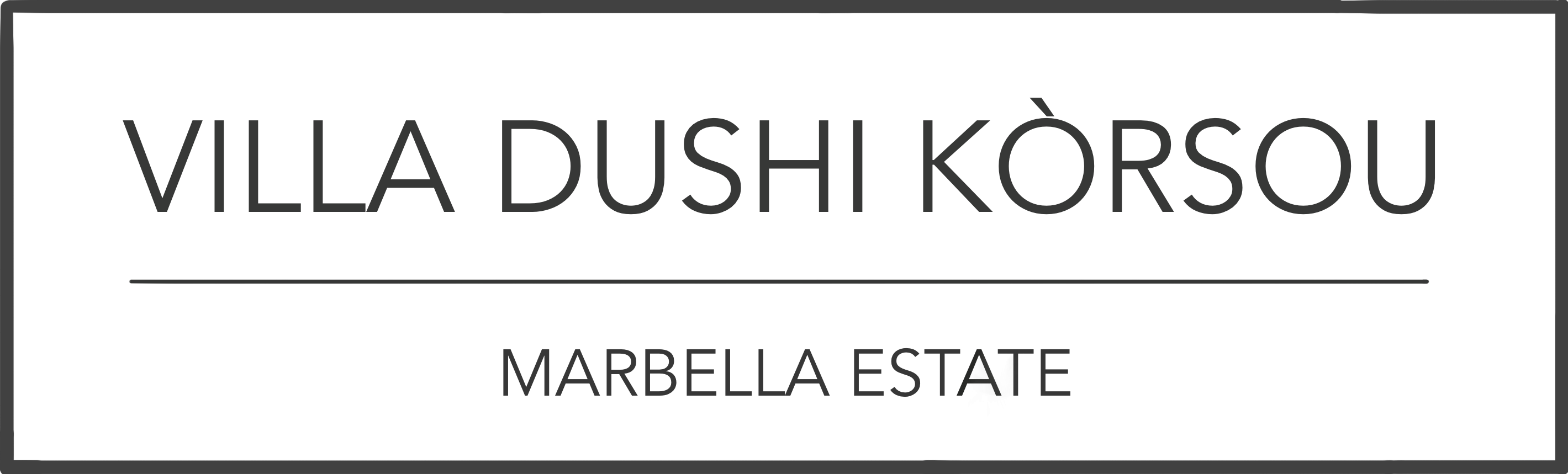 Villa Dushi Korsou Website
